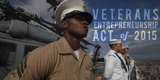President Signs Vet Entrepreneurship Act