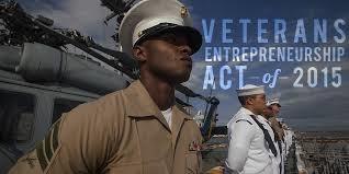 President Signs Vet Entrepreneurship Act