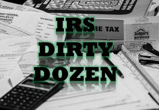 IRS Dirty Dozen