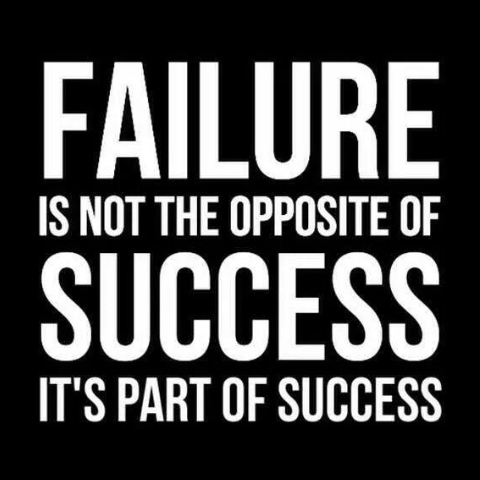 65 Famous Quotes from Famous People on Failure to Motivate ... Quotes About Failure Image
