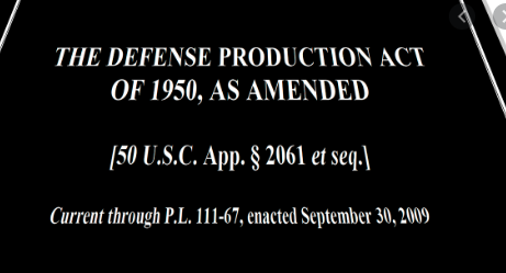 Defense Production Act of 1950